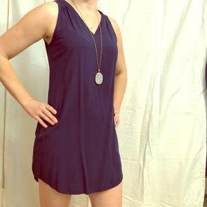 Navy blue xs old navy dress